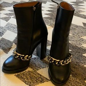 Givenchy Laura chain ankle bootie